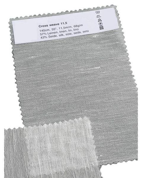 Crossweave 11.5 / Natuur / 140 cm breed