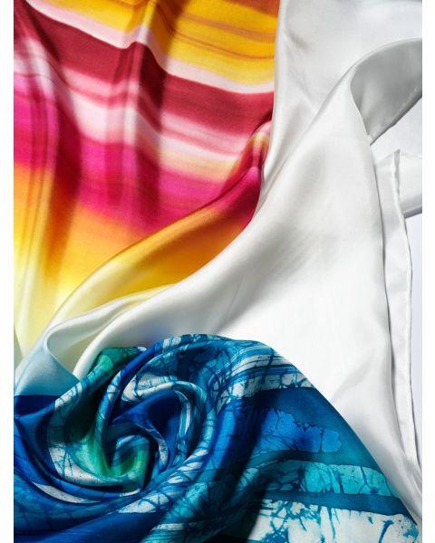 Twill 10 sjaal | 90 x 90 cm