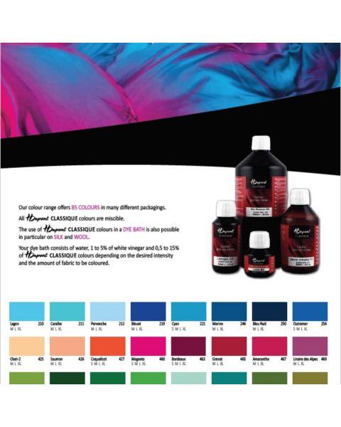 Dupont verf brochure met kleurkaarten