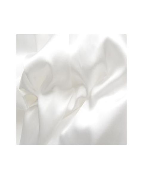 Crepe Satin 16.5 - Lycra / Natuurwit / 140 cm breed