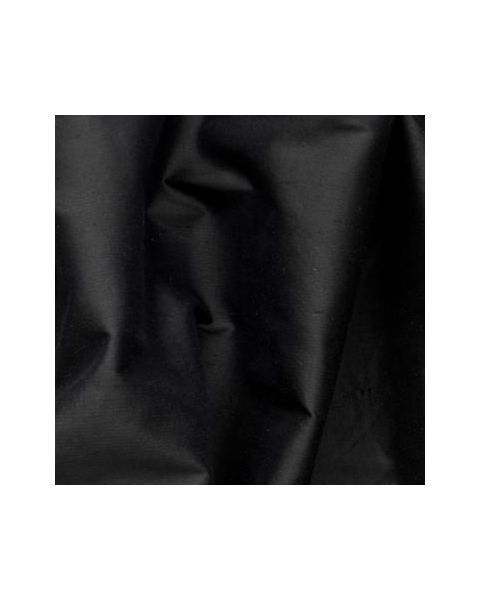 Doupion Glad / Zwart / 137 cm breed