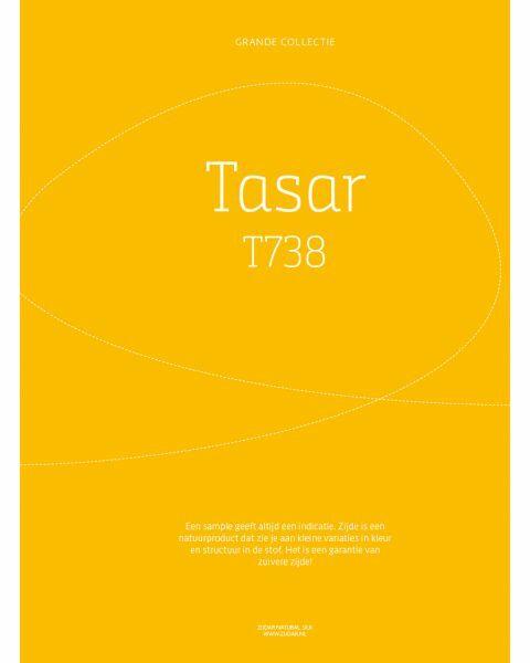 Grande Collectie stalenkaart (los) - Tasar Kleur