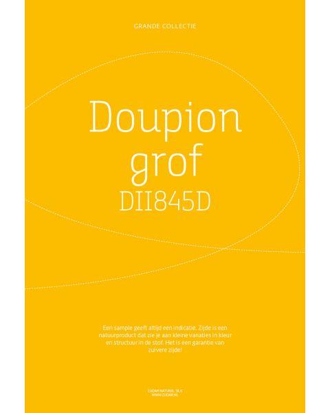Grande Collectie stalenkaart (los) - Doupion Grof Kleur