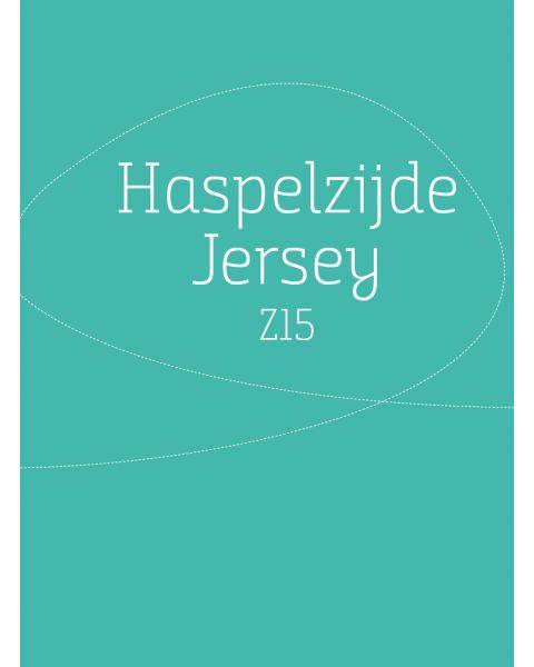 Grande Collectie stalenkaart (los) - Haspelzijde Jersey Kleur