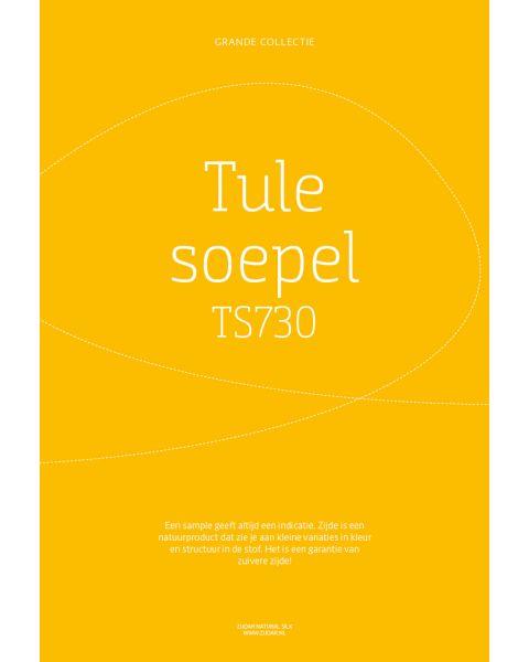 Grande Collectie stalenkaart (los) - Tule Soepel Kleur