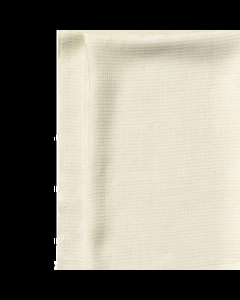 Pique-Wafel / Natuur / 140 cm breed