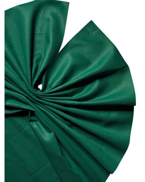 Hennep Twill Forest / Groen / 150 cm breed