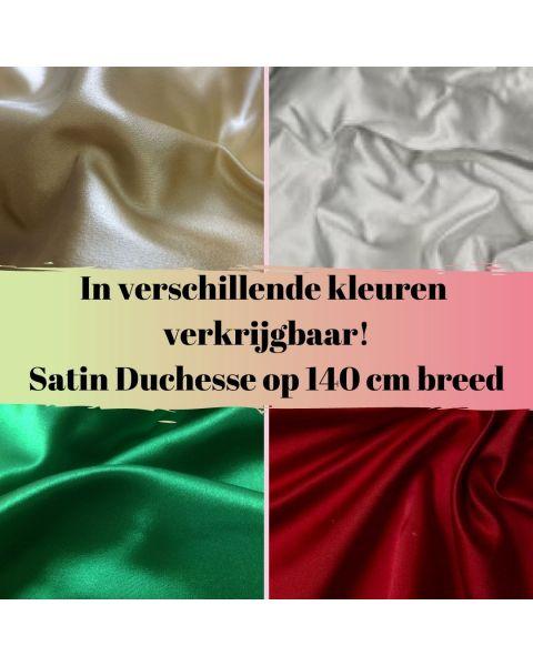 Satin Duchesse Souvereign - Kleur