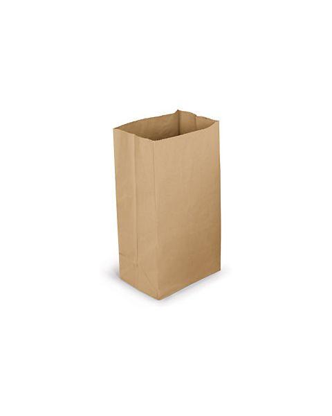 Handige papieren zak (los / niet gevuld)