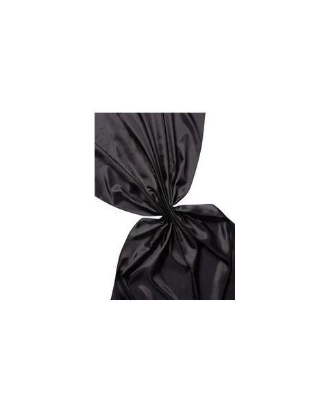 Pongee 5 / Zwart / 90 cm breed