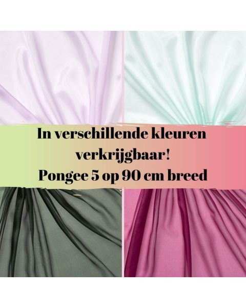 Pongee 5 - Kleur