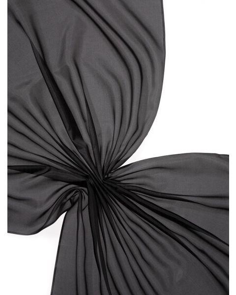 Pongee 8 / Zwart / 90 cm breed