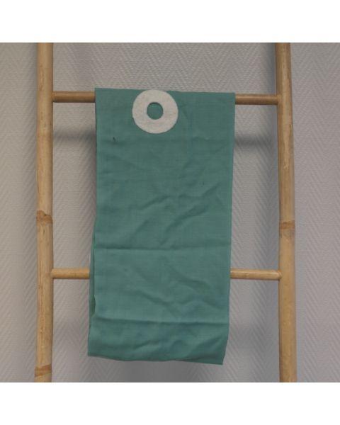 Wolle etamine sjaal - gaatje