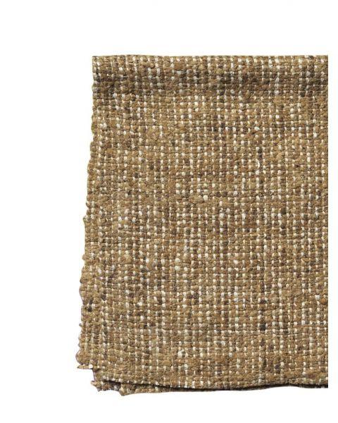 Indian Tussah Wild Silk / Natuur / 140 cm breed