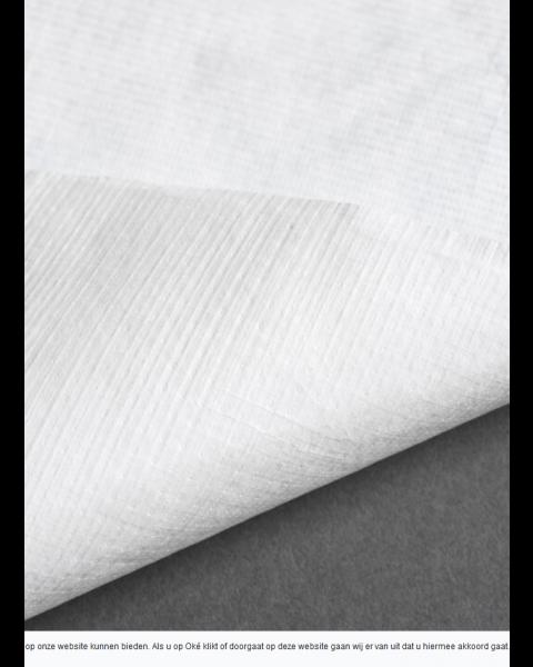 Tyvek / Wit / 150 cm / Rol 50 meter