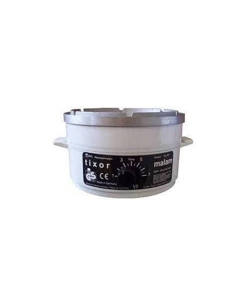 Was smelter / Tixor malam elektrisch batikpannetje