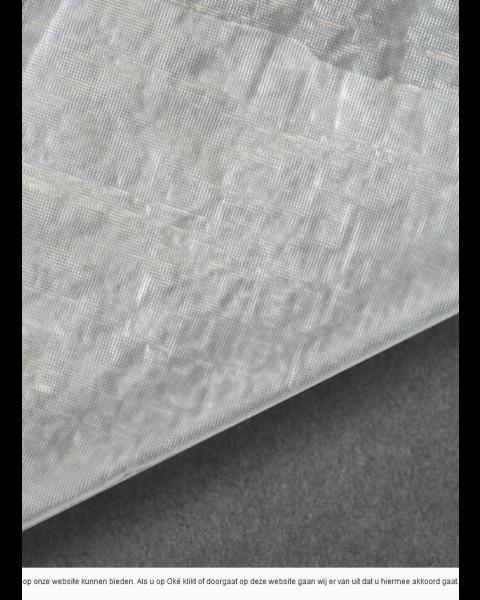 Water Soluble / Kleurloos / 50 cm / Rol 100 meter