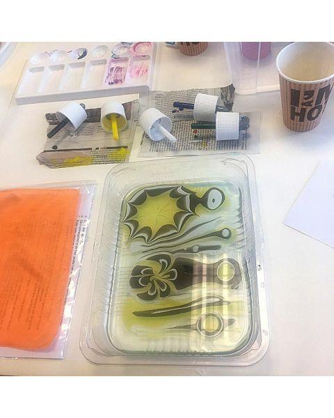 Workshop marmeren